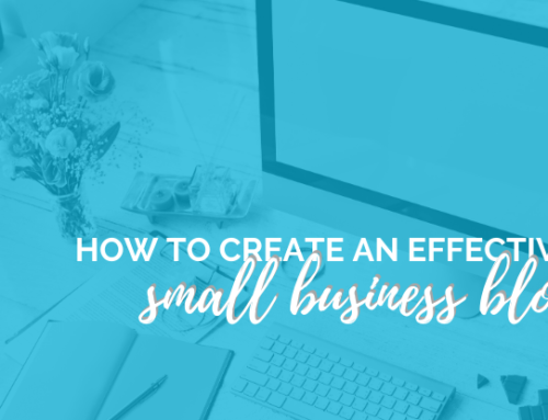 How to write an effective small business blog to drive traffic